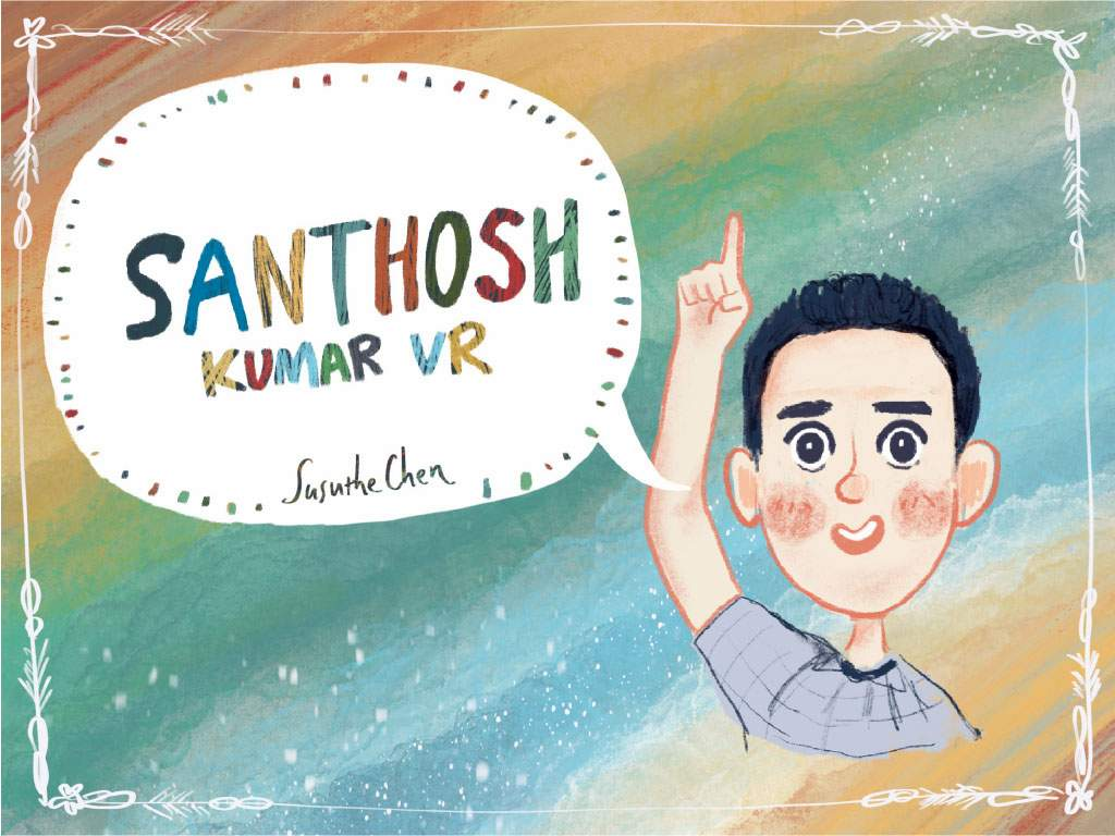 Santhosh Kumar VR/Picture Book
